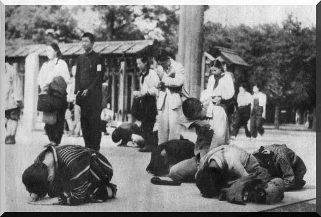鎮魂の旧大日本帝國陸海軍 出征...